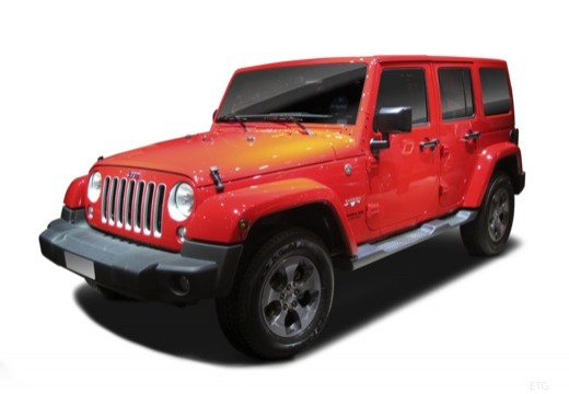Wrangler Unlimited 3.6 Golden Eagle Aut.