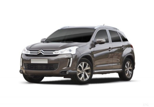 C4 Aircross 1.8HDI S&S Seduction 4WD 150