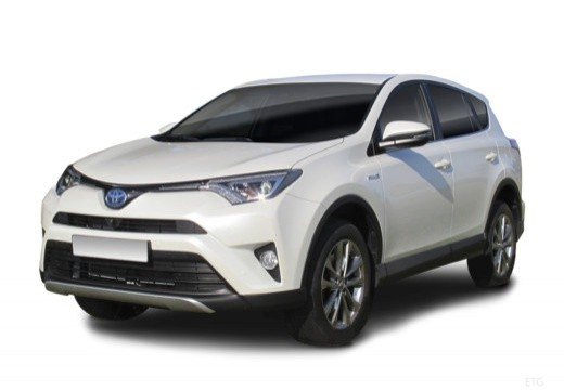RAV-4 2.5 hybrid 4WD Advance