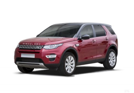 Discovery Sport 2.2SD4 HSE Luxury 7pl. 4x4 190