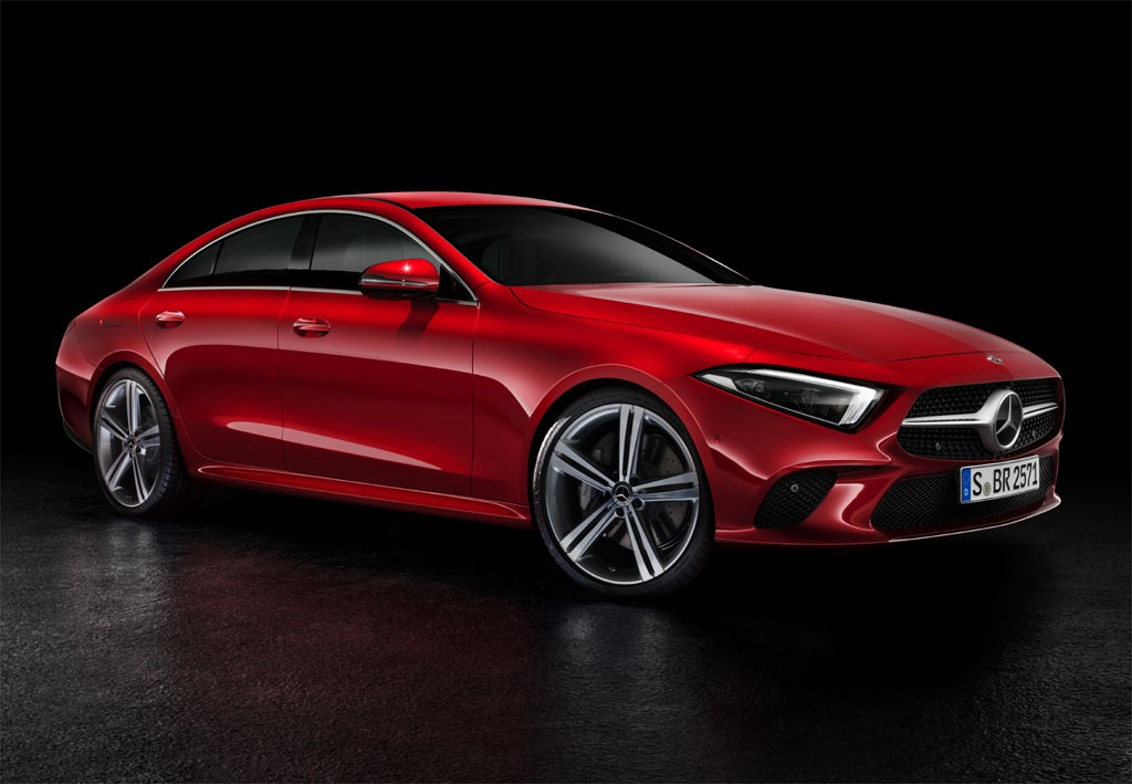 CLS Shooting Brake 350CDI BE 4M Aut.