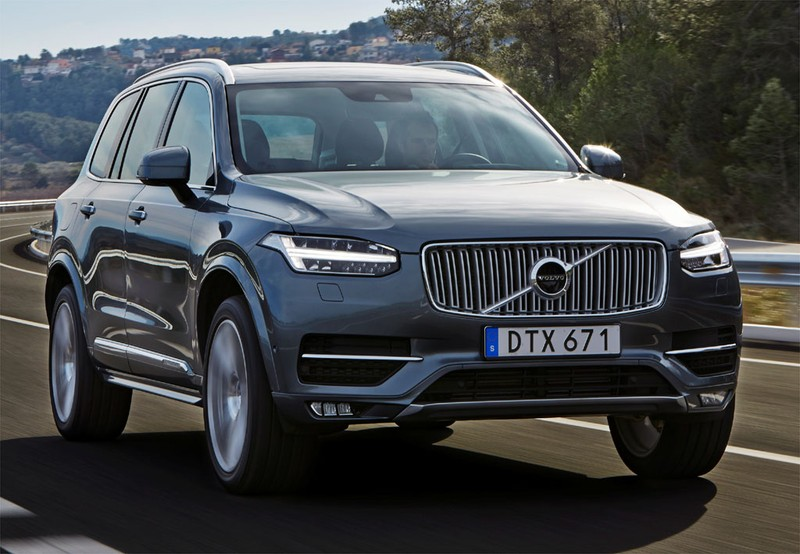 XC90 B5 Inscription 7pl. AWD Aut.
