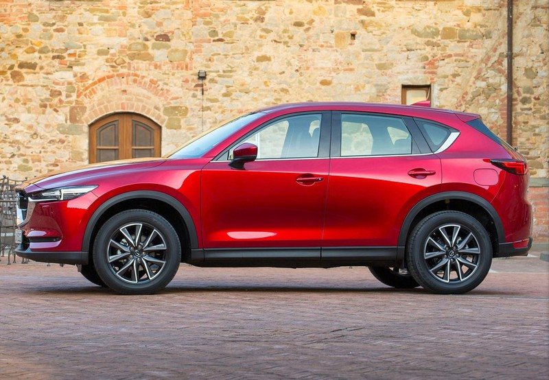 CX-5 2.0 Skyactiv-G Evolution 2WD Aut. 121kW