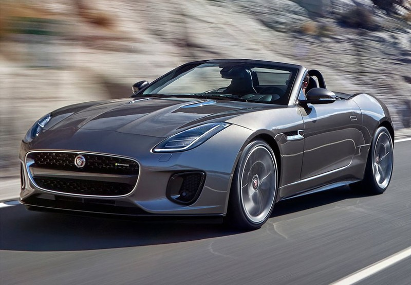 F-Type Convertible 2.0 I4 Aut. 300