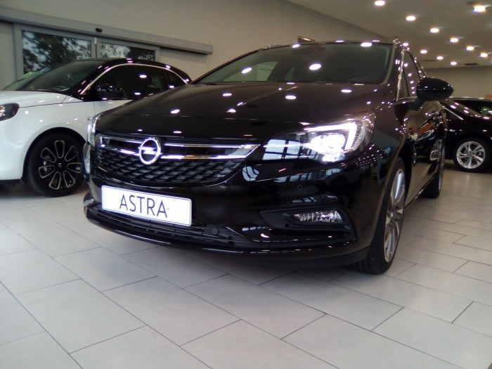 Astra ST 1.6CDTi S/S Innovation 136