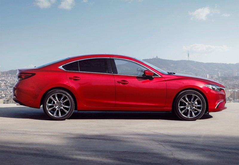 Mazda6 Wagon 2.0 Skyactiv-G Evolution Tech