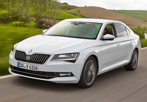 SKODA Superb 2.0TDI Active DSG 7 110kW