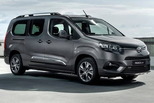 TOYOTA Proace City Verso Family L1 1.2 5pl. Active 110