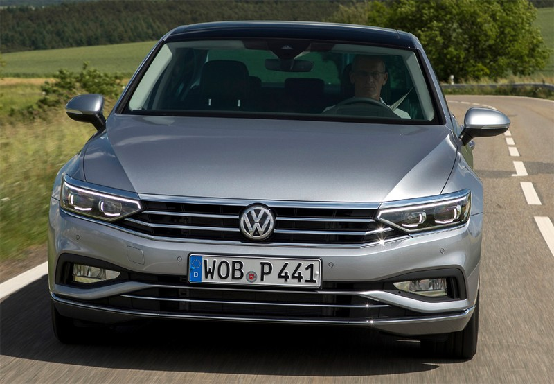 Passat GTE 1.4 TSI e-Power