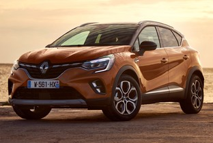 RENAULT Captur E-TECH Híbrido Enchufable Zen 117kW