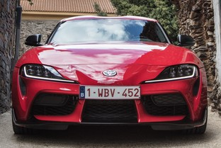 TOYOTA Supra GR 3.0 Luxury